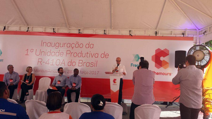 Inauguração Manaus
