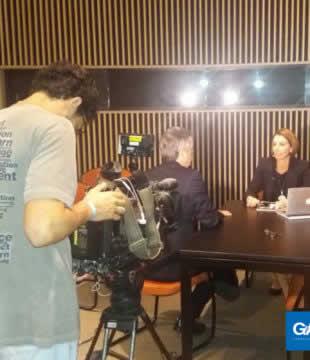 Brasilprev participa de gravação para o Bom dia Brasil