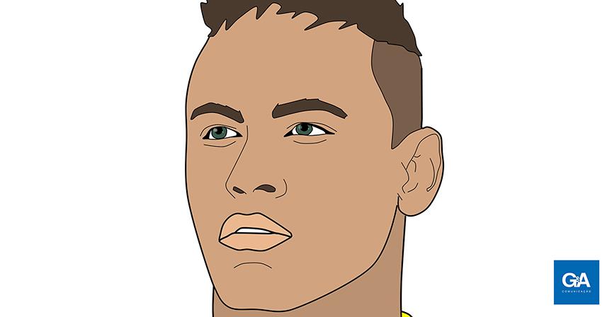 Neymar se posiciona sobre críticas em comercial
