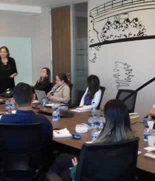 Workshop GeA com a International Paper