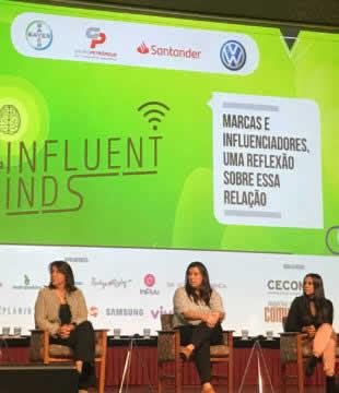 GeA no III Influent Minds – Fórum de Negócios Digitais