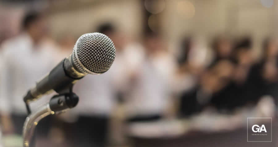 Sim, eu posso falar bem em público!