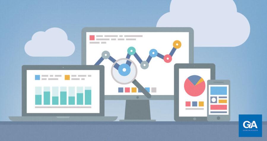 O uso de dados na estratégia de comunicação