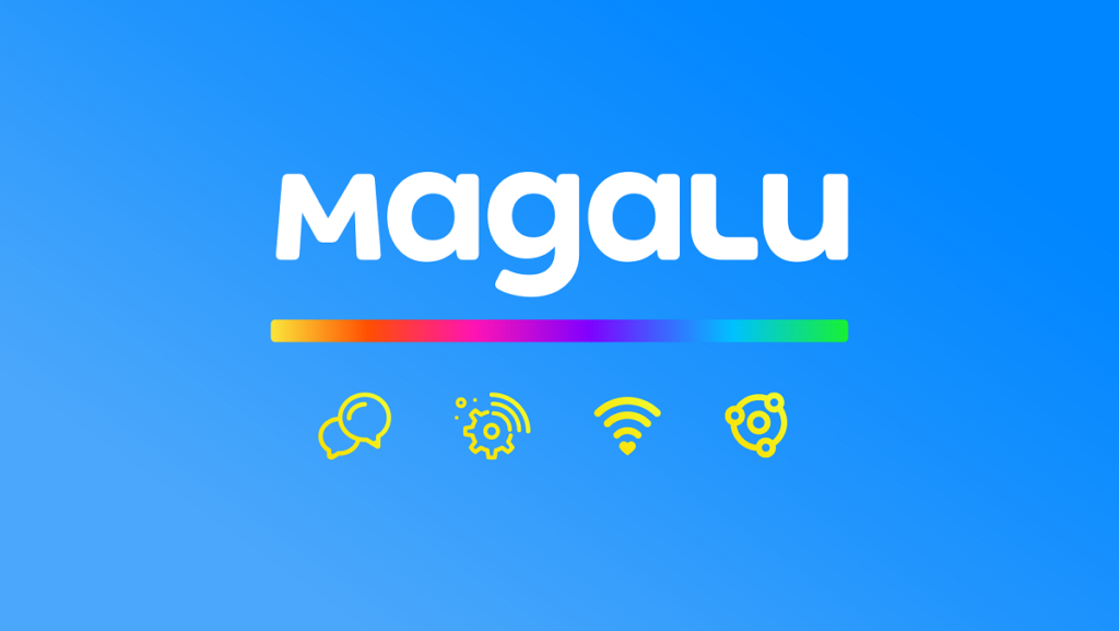 logo Magalu - media training no coronavirus
