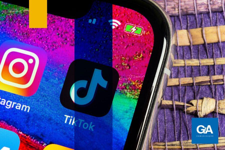 Instagram Reels vs TikTok para empresas