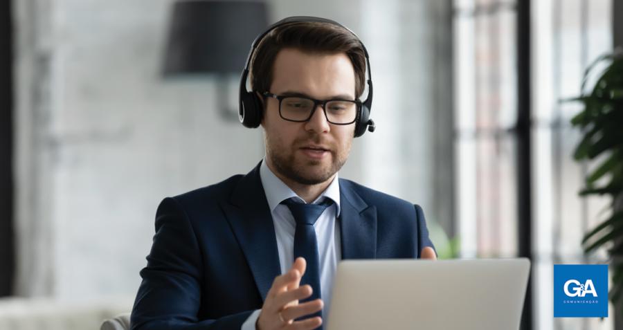 Media training: 7 dicas para uma entrevista online